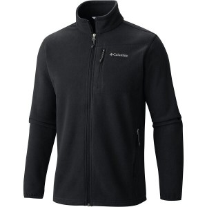 コロンビア Columbia メンズ アウター ジャケット【Cascades Explorer Full-Zip Fleece Jacket】Black