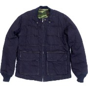 【MISTER FREEDOM/ミスターフリーダム】12.4oz. Denim x Camo Quilted Jacket [SC13432]【送料無料】