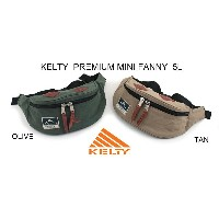 【KELTY ケルティ】PREMIUM MINI FANNY2(5L)〈No.2592128〉