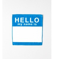 Sonny Label SECOND LAB. HELLO HAND TOWEL【アーバンリサーチ/URBAN RESEARCH】