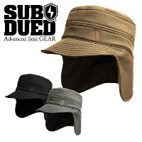 【SUBDUED】STORM TROOPER CAP カラー:coyote brown / foliage green / black 【サブデュード】【スケートボード】【キャップ】