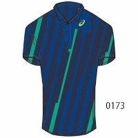 アシックス(asics)ATHLETE SS POLO SHIRT(130226)