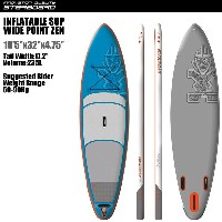 """SUP スターボード インフレータブル SUP 10'5""""x32"""" ワイドポイント ゼン 2016 STARBOARD 2016 INFLATABLE SUP 10'2"""" X 32"""" WIDE POINT ZEN..."""