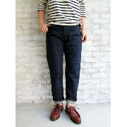 ordinary fits オーディナリーフィッツ 5ポケットアンクルデニム ワンウォッシュ 5POCKET ANKLE DENIM OM-P020OW*送料無料...
