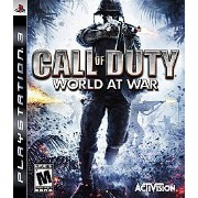 ps3 call of duty world at war (輸入版)