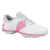 (取寄)NIKE ナイキ レディース ディライト 5 ゴルフシューズ Nike Women's Delight V Golf Shoe White Pure Platinum Hyper Pink ...