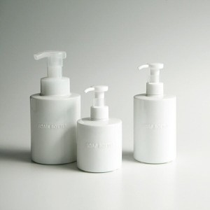 LOLO サークルソープボトル 300 08421-7 NATURAL STYLE ソープボトル(300ml)×1本 new04