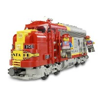 レゴ トレイン 10020 Santa Fe Super Chief