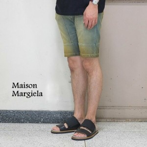 Maison Margiela(メゾンマルジェラ)/ Denim Short Pants - (188) Used -