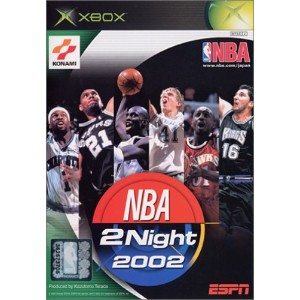 ESPN NBA 2 Night 2002【中古】[☆4]