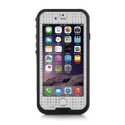 VersionTech スマホ用防水ケース for iPhone6 iphone6s用 4.7インチ 防水ケース 防塵 防雪 耐衝撃 IP68 Touch ID 指紋認証「ホ...