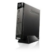Lenovo デスクトップパソコン ThinkCentre M73 Tiny 10AX009UJP [CPU種類:Celeron Dual-Core G1840T(Haswell Refresh)...