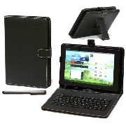 Navitech Android用日本版キーボード手帳ケース Sharp Aquos Pad SH-08 / Acer Iconia One 7 / HP Slate 7 / Samsung Gala...