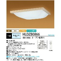 HLDZB0866NECLED昼光色シーリングライトワンタッチ取付