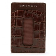 <BOW&ARROWS(ボウ&アローズ)> STAMP PASS CASE【ユナイテッドアローズ/UNITED ARROWS】