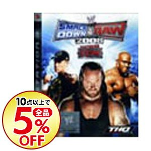 【中古】PS3 WWE 2008 SmackDown vs Raw
