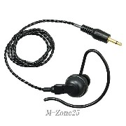 KEP-6 ケンウッド(KENWOOD) スピーカマイクロホン用イヤホン TPZ-D553SCH/TPZ-D553MCHに対応 KEP6
