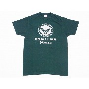 Buzz Rickson's[バズリクソンズ] Tシャツ BR77270 HICKAM A.F.BASE (GREEN)