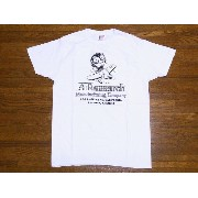 Buzz Rickson's[バズリクソンズ] Tシャツ BR77275 AIRESEARCH (WHITE)