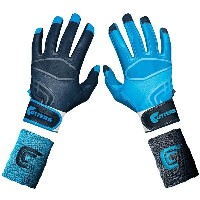 カッターズ メンズ 野球 グローブ【Cutters Prime Command Yin Yang Batting Gloves】Navy/Columbia Blue