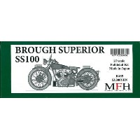 BROUGH SUPERIOR SS100 1/9scale Fulldetail kit
