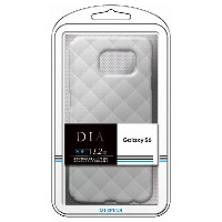 LEPLUS TPUケース DIA SOFT Galaxy S6用 クリア LP-GS6TDCL [LPGS6TDCL]