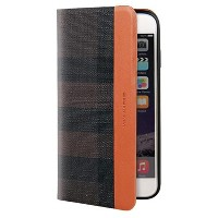 【送料無料】VIVA MADRID スマートフォンカバー Hombre Collection iPhone 6 Plus/6s Plus用 Russet Tartan IP6SPFC-HMBBWN ...