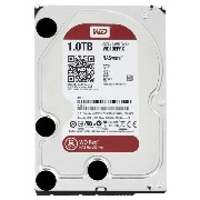 【送料無料】WESTERN DIGITAL 内蔵型 1TB HDドライブ WD Red WD10EFRX [WD10EFRXC]【1021_flash】