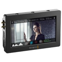 【送料無料】Blackmagic Design モニター一体型ポータブルレコーダー Blackmagic Video Assist HYPERD/AVIDAS5HD [HYPERDAVIDAS5HD]