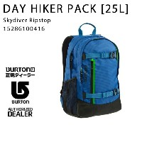 BURTON バートン バックパック DAY HIKER PACK [25L] Skydiver Ripstop 15286100416