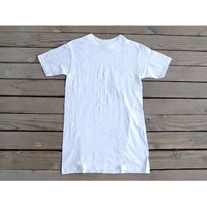 US.ARMY アメリカ製 デッドストック クルーネック Tシャツ DEAD STOCK T-SHIRTS ウォッシュ加工 軍物 MADE IN USA