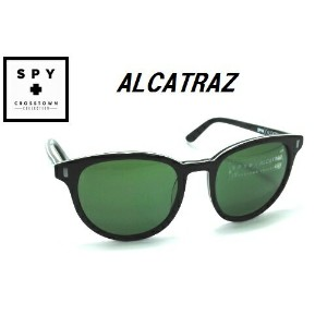 ★SPY★スパイ★CROSSTOWN ALCATRAZ★3-PLY BLACK-GREY GREEN★サングラス