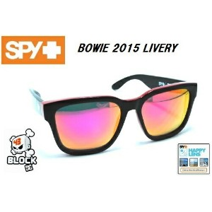 ★SPY★スパイ★BOWIE 2015 LIVERY★KEN BLOCK COLLECTION★サングラス