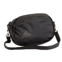 【送料無料】KELTY(ケルティ) URBAN OVAL SHOULDER 5L/L ALL BLACK 2592100【SMTB】