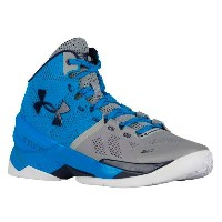 "Under Armour Curry 2 ""Electric Blue""メンズ Steel/Electric Blue/Midnight Navy アンダーアーマー バッシュ カリー2..."