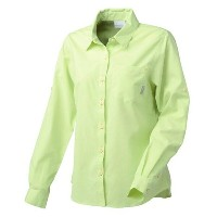 Columbia(コロンビア) WATERVAL BOVEN WOMEN'S R FIT LONG SLEEVE SHIRT M 783(SPRING YELLOW) PL7954
