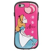 Hamee ケース iFace First Class ディズニーキャラクター(ガールズシリーズ) iPhone 6/6s用 アリス 41-843314 [41843314]