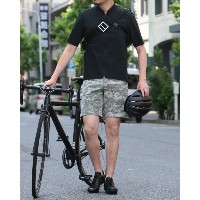 SWRVE(スワーブ) 軽量ストレッチショーツ/スリム【LIMITED EDITION WWR TROUSER SHORTS】