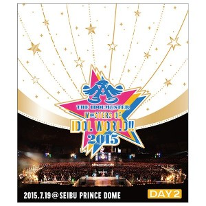 【送料無料】ランティス THE IDOLM@STER M@STERS OF IDOL WORLD!! 2015 Live Blu-ray Day2 【Blu-ray】 LABX-8134/5 ...