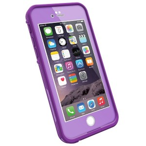 【セール実施中】【送料無料】LIFEPROOF fre for iPhone6 Case Pumped Purple