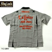 """No.KL37272 KING LOUIE キングルイby Holiday""""LA VOIES OF SAN JOSE"""""""