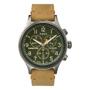 TIMEX(タイメックス) Scout Metal Chronogragh 42mm タン TW4B04400
