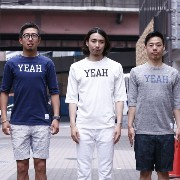 WORKERS/ワーカーズ Football-T YEAH 10P28Sep16