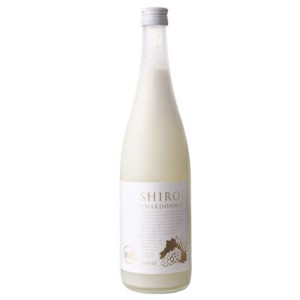 白いシャルドネ kawaii SHIROI CHARDONNAY 720ml