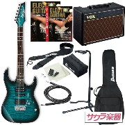 Ibanez アイバニーズ エレキギター GIO Ibanez GRX90(GRX90A)/TMS ギター入門VOXアンプセット