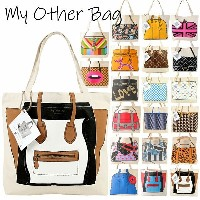 【24h限定☆全品対象クーポン!】 マイアザーバッグ トートバッグ My Other Bag マイアザーバッグ エコ トートバッグ ECO BAG my other bag キャンバス ショルダー...