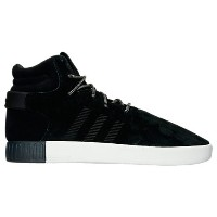 adidas Tubular Invader QS Casual Shoes メンズ Core Black/Core Black/Vintage White アディダス カジュアルシューズ