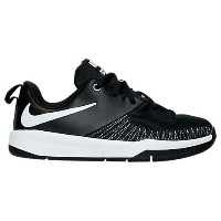 Nike Team Hustle D 7 Low Basketball Shoesキッズ/ジュニア Black/White/Anthracite NIKE ハッスル バスケットシューズ ローカット
