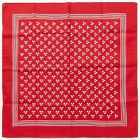 【LABOUR AND WAIT】C070 THREE SPOT HANDKERCHIEF/ビショップ(Bshop)【P11Sep16】