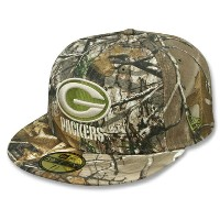 NEW ERA GREEN BAY PACKERS 【NFL TEAM-BASIC/REALTREE CAMO】ニューエラ グリーンベイ パッカーズ 59FIFTY FITTED CAP フィッテッド ...
